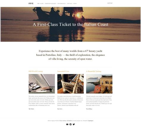 best squarespace template for video best squarespace template for free