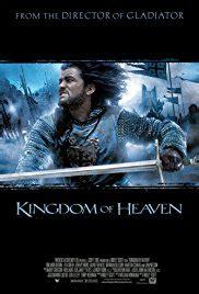 film kingdom gladiator kingdom of heaven 2005 imdb