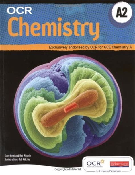 Ocr Physics As Student Book And Cd Rom ocr a2 chemistry a student book and cd rom 9780435691981 ebay