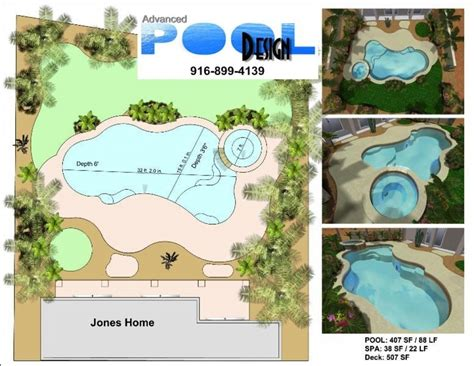 pool design plans how to build your own swimming pool in home