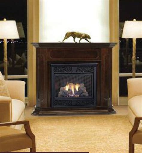 gas fireplace unvented 1000 ideas about ventless propane fireplace on
