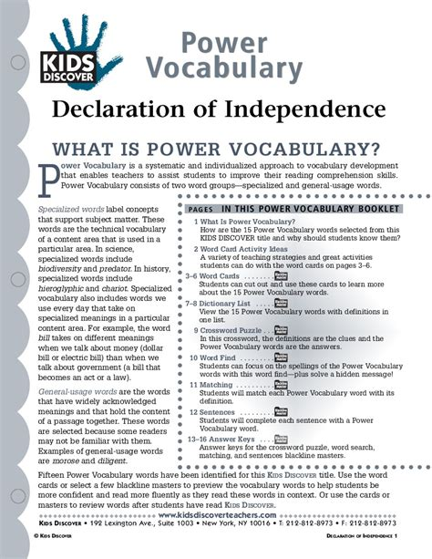 declaration of independence up letter lesson the declaration discover