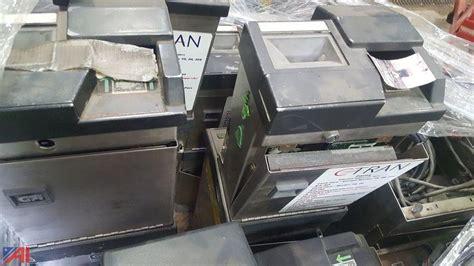 auctions international auction chemung county surplus 12383 item 9 genfare centsabill