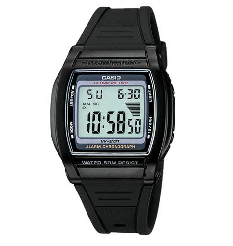 G Shock 3239 Jam Tangan w201 1av classic casio usa
