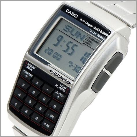 Casio Original Dbc 32d 1avdf relogio casio data bank dbc 32d 1a calculadora db 36 r