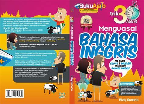 design cover depan buku desain cover buku trik 30 menit menguasai bahasa inggris