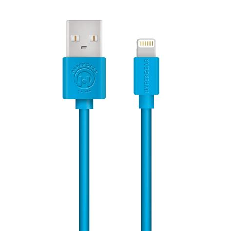 Micropack Usb Data Lightning Sync Charge Cable Mfi I 601 Hypergear 4ft Mfi Lightning Charge Sync Usb Cable Blue