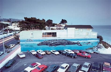 San Francisco Wall Mural wyland foundation