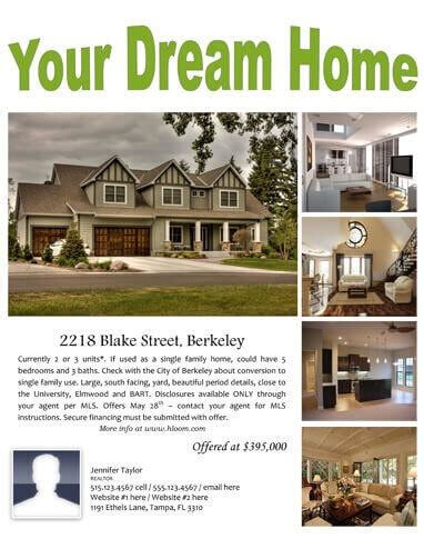 home for flyer 14 free flyers for real estate sell rent
