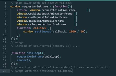 color js javascript different color scheme in one type of file