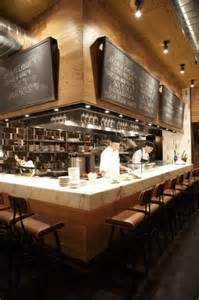 restaurant open kitchen design 25 best ideas about open kitchen restaurant on pinterest
