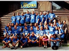 Camp Lanowa - the Staff 2000 I M Lost Without You