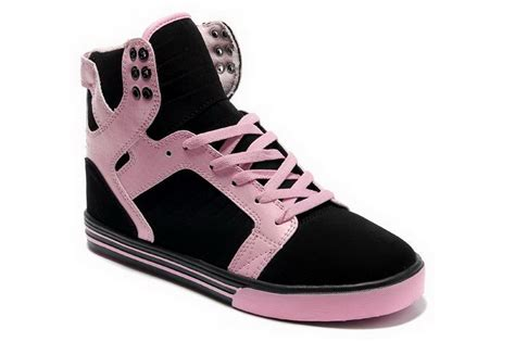 supra shoes womens c certificate classic combination skytop high top womens