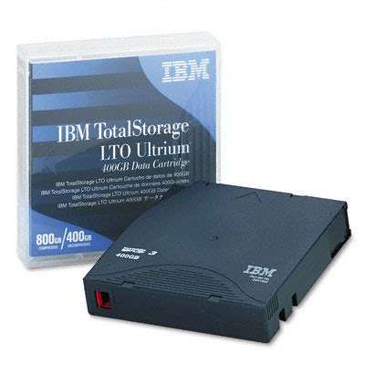 24r1922 Ibm Lto 3 Data Cartridge Lto3 Ultrium 3 400800gb ibm 24r1922 lto 3 ultrium3 data cartridge media 400 800gb