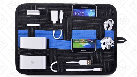 Sale Organizer Gadget Grid It Ukuran Besar 10 keep your gadgets organized with this 7 grid it organizer