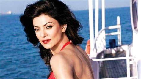 sushmita sen latest interview manila is my home away from home sushmita sen latest