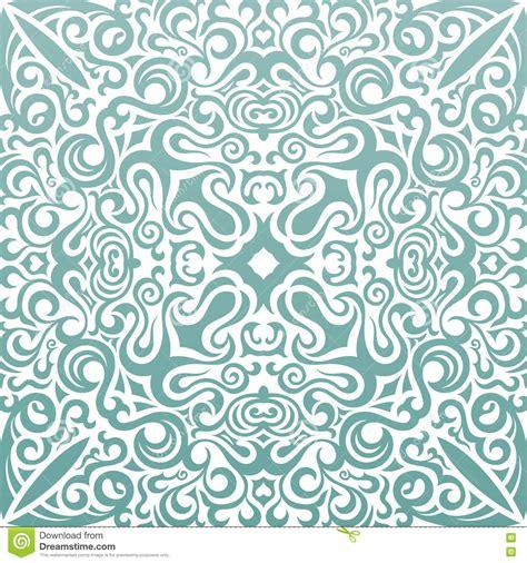 13906275 vector of islamic flower pattern on white stock modelo incons 250 til del islam fondo floral del vintage en