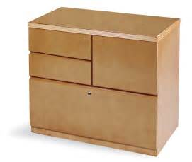 One Drawer File Cabinet Modern Oak Lateral File Cabinet With 1 Large And Medium Drawer Plus 2 Small Drawer Ideas