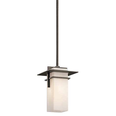 Contemporary Outdoor Pendant Lighting Kichler Lighting 49640oz Caterham Indoor Outdoor