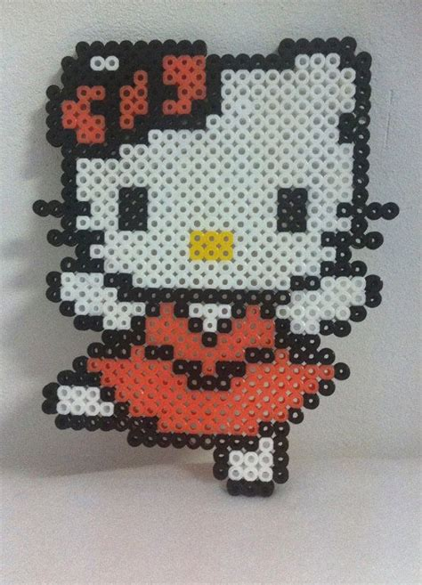 perler bead hello 17 best images about perler hello on