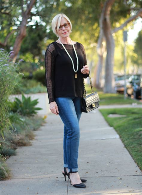 jeans for a 48 year old woman accessories that carry the day and evening une femme d