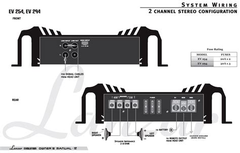 car audio crossover wiring diagram get free image about