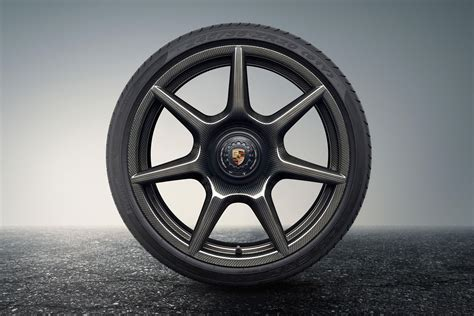 porsche wheels porsche built 18 000 carbon wheels for the 911 roadshow