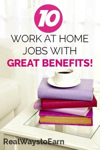 10 work at home companies offering great benefits around