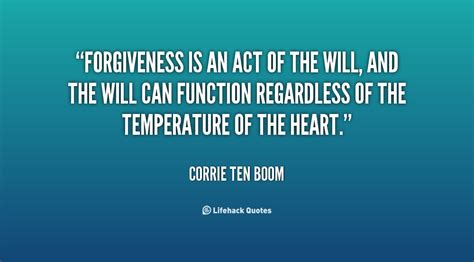 forgiveness corrie ten boom quotes quotesgram