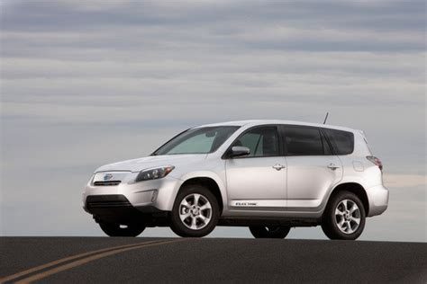 the 2013 toyota rav4 ev is the all electric suv i want