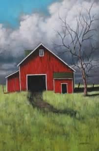 canvas barn 1000 ideas about easy acrylic paintings on