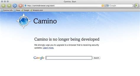 camino browser top 10 best web browsers for mac in 2018 mobipicker