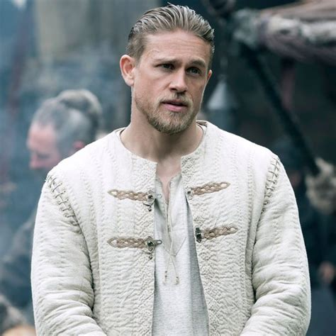 You'll Love Hearing Charlie Hunnam Talk About His Charming
