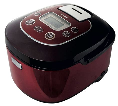 Rice Cooker Sharp Ks Th18 world