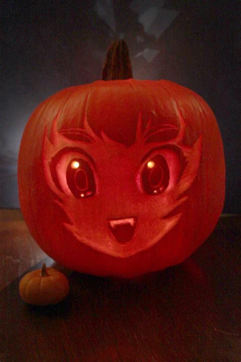 Anime Pumpkin by Anime Pumpkin By Sererena On Deviantart