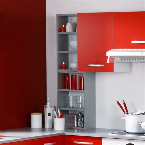 casier rangement cuisine casier rangement d 233 co quot smarty quot gris