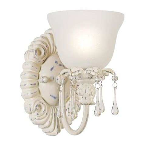 Shabby Chic Bathroom Light Fixtures | bathroom light fixtures from sleek to shabby chic linda