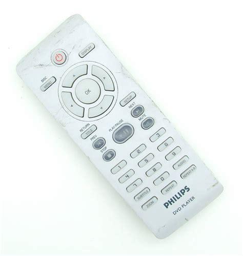 Remote Dvd Player Philips 3 Original 1 original philips fernbedienung 242254900908 sf172 f 252 r dvd