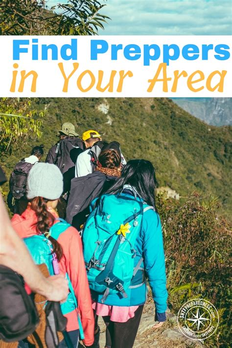 How To Find In Your Area How To Find Preppers In Your Area
