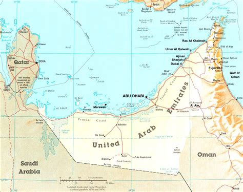 geographical map of uae geographical map of europe arabcooking me