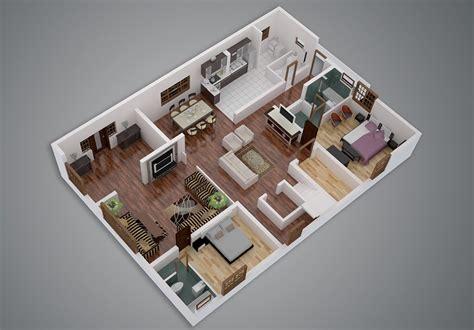 Studio Floor Plan Ideas by