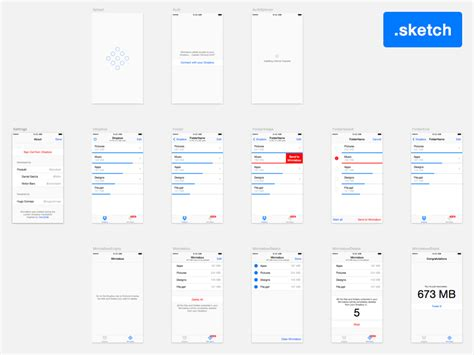 sketch app minniebox open source code ios app dropbox
