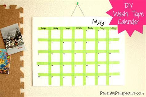 Calendario Washi Best 25 Washi Calendar Ideas On Calendar