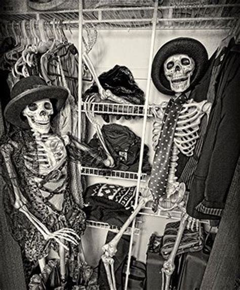 Skeletons Out Of The Closet by Skeleton S In Your Closet Contest Can T Help But Stare