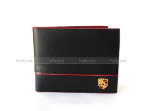 Porsche Portemonnaie by Porsche Men S Wallet Black Price In Pakistan M003596