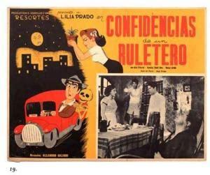 confidencias de un ser confidencias de un ruletero 1949 filmaffinity