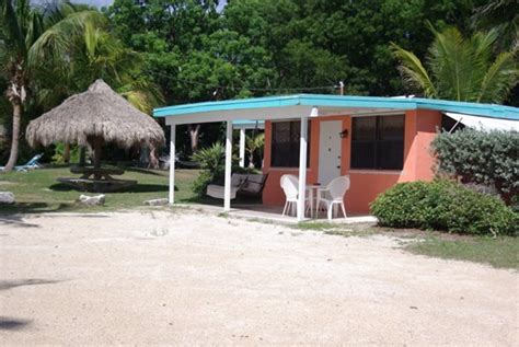 Beachfront Cottages Florida by Rock Reef Resort Key Largo Florida