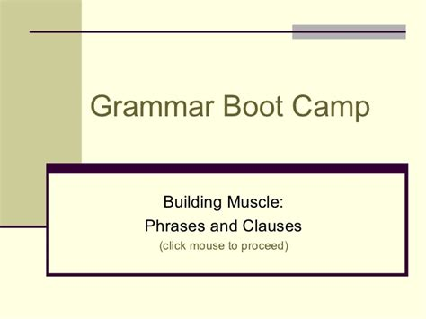 grammar boot c 2