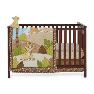 lion king bedding set disney the lion king 4 piece crib bedding set simba
