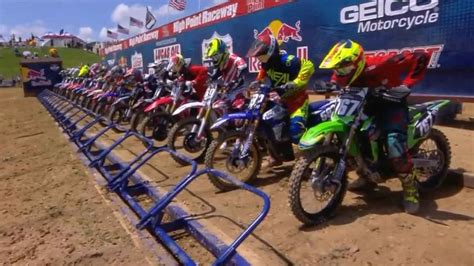 2017 high point motocross preview and tv schedule 8 fast high point national full races motocross supercross news